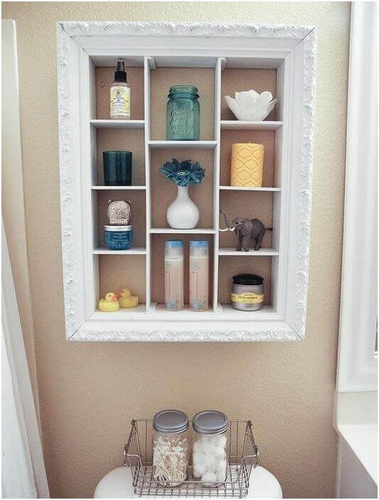 Quick And Easy Corner Bathroom Storage To Make Your Bathroom Feel Twice As  Big That Will