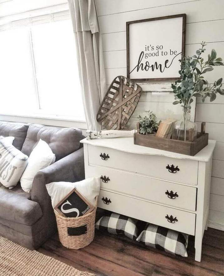 Beautiful Rooms With a modern farmhouse interior that liven up your home for better a good daily mood and simple to do. We Show You How to Get It!