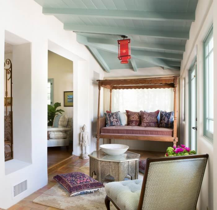 Cheap and Comprehensive bohemian gypsy interior design that will add personality to your room for a stunning home.