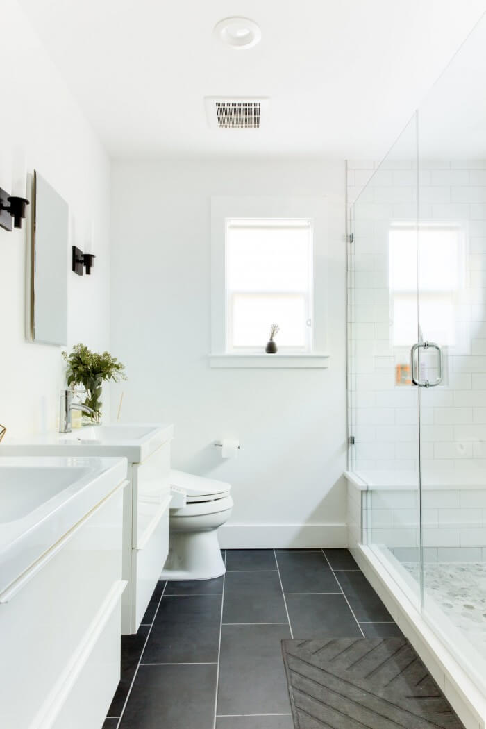 50 Best Bathroom Tile Ideas | Floor, Wall, Size, Small, Full Gallery ...