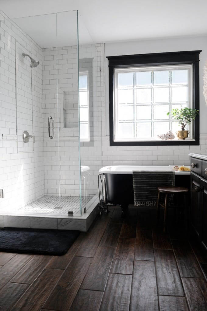 Functional & stylish small bathroom tile ideas that will transform your bathroom for better a good daily mood