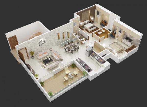 two story barndominium floor plans