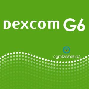 CGM Dexcom G6 – Sistem de Monitorizare Continua a Glicemiei