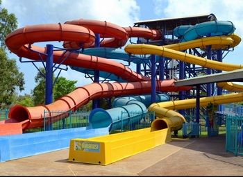 Recreation Water Slides