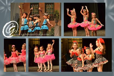 Twinkle Toes – Dance Recital