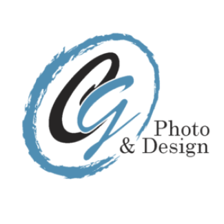 Logo for CG Photo and Design