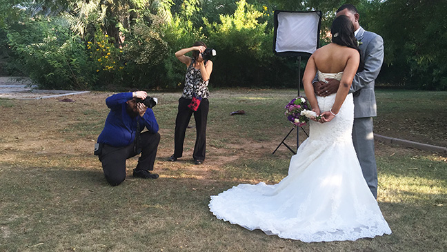 Two Amazing Chandler Photographers Sit down and Talk Wedding Photography