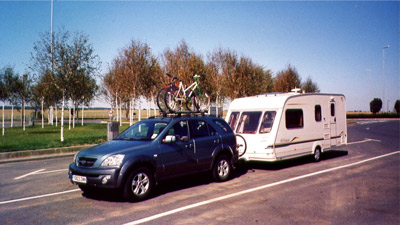 French touring
