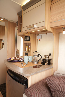 Coachman Pastiche Fridge under Dresser