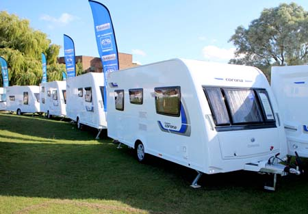 How much would you pay for a new caravan?