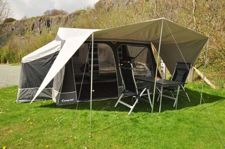 reviews of camplet trailer tents