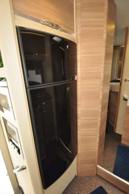 Adria Sonic Plus Fridge Freezer