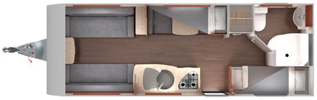 Lunar Venus 580 Floor Plan