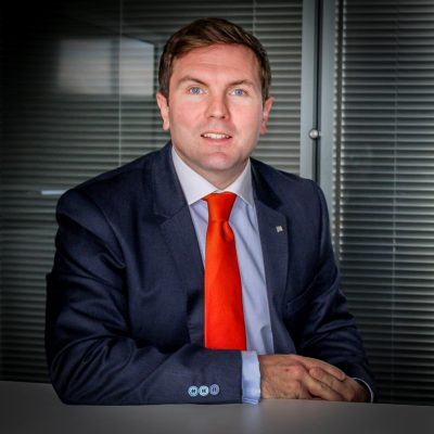 Caravan Guard Managing Director Ryan Wilby