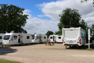 Coachman Pastiche 545 On site 1