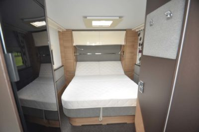 Adria Alpina Missouri Double Bed