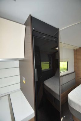 Adria Alpina Missouri Fridge