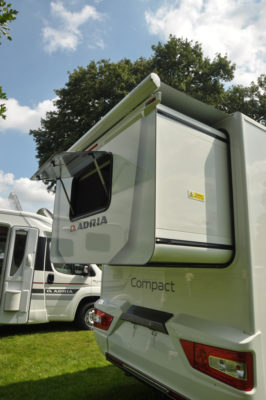 Adria Compact Plus SLS Slide Out