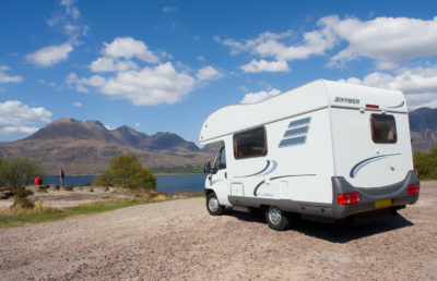 Motorcaravanning in Scotland