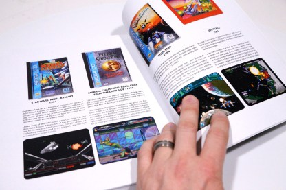 Sega Genesis Book - Sega CD