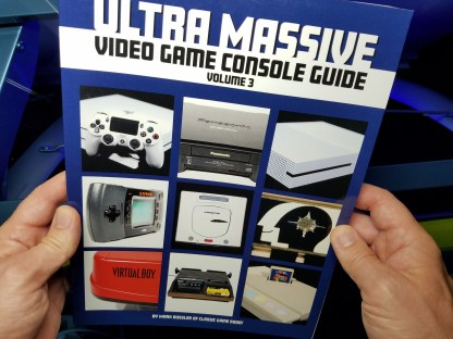 Ultra Massive Video Game Console Guide 3