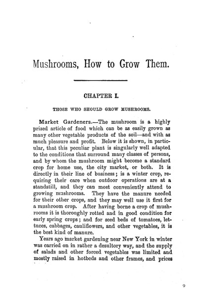 How to Grow Mushrooms: A 19th-Century Approach image 6