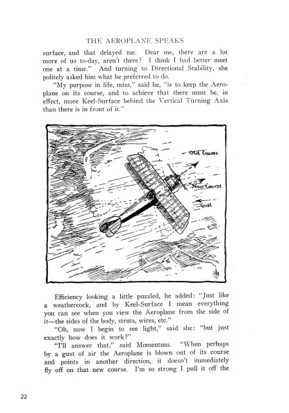 The Aeroplane Speaks: Illustrated Historical Guide To Airplanes image 4