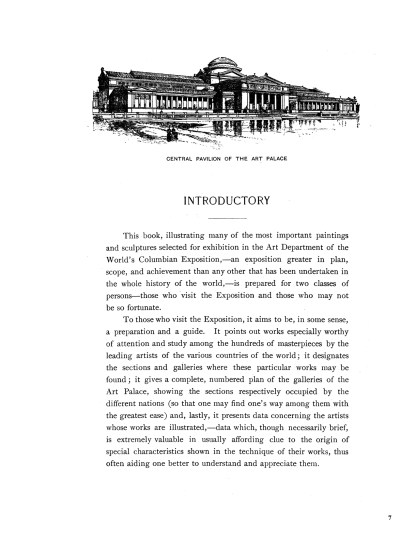 Art in the Gallery of the 1893 World's Fair: Enlarged Illustrated Special Edition image 2