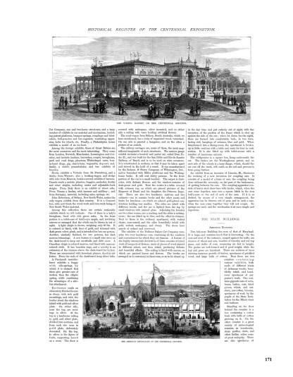1876 Centennial Exhibition: The Illustrated Enhanced Historical Register image 5