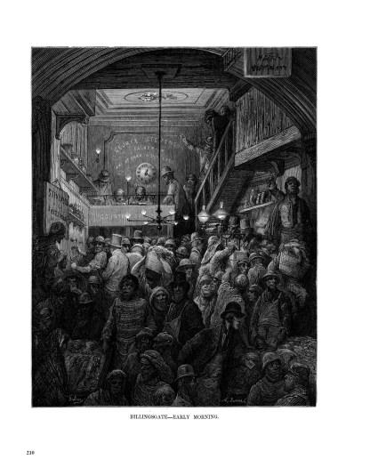 Gustave Doré's London: A Pilgrimage - Retro Restored Special Edition Image 9