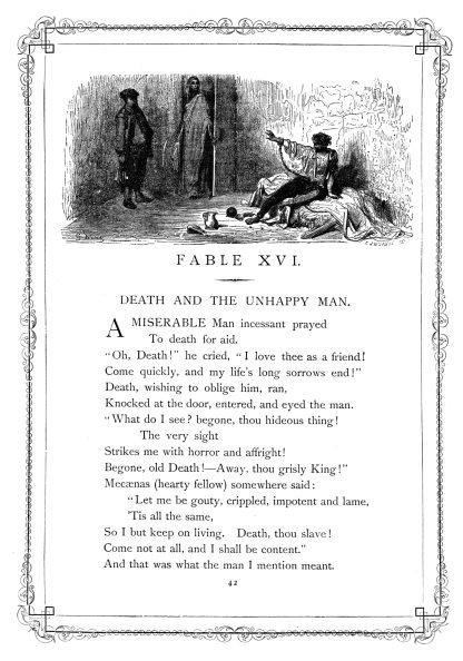 The Fables of Jean de La Fontaine Volume 1: Gustave Doré Restored Special Edition image 7
