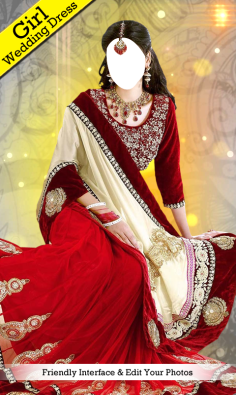 Girl-Wedding-Dress-women-fashion-cg-special-fx-screenshot 3
