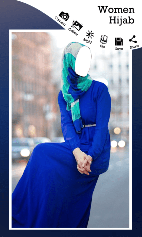 Hijab-Women-Fashion-Photo-cg-special-fx-screenshot 1