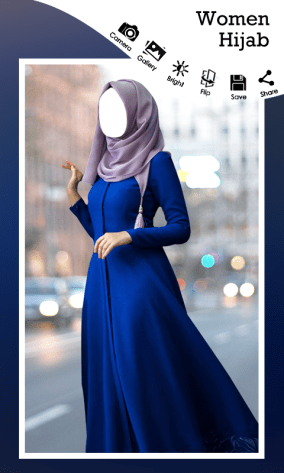 Hijab-Women-Fashion-Photo-cg-special-fx-screenshot 4