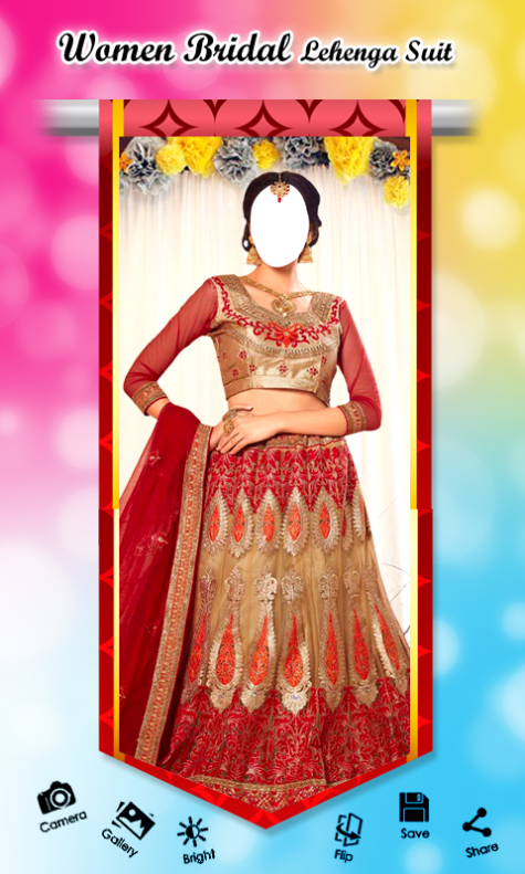 Women-Bridal-Lehenga-Suit-cg-special-fx-screenshot 5