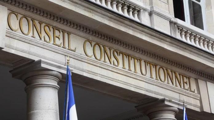 Décision du Conseil Constitutionnel : déclaration de la CGT