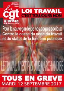 Tous dans la rue contre la loi travail XXL @ nice | Nice | Provence-Alpes-Côte d'Azur | France