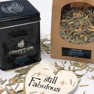 Cinnamon Girl Tea and Spices Lemongrass and Ginger
