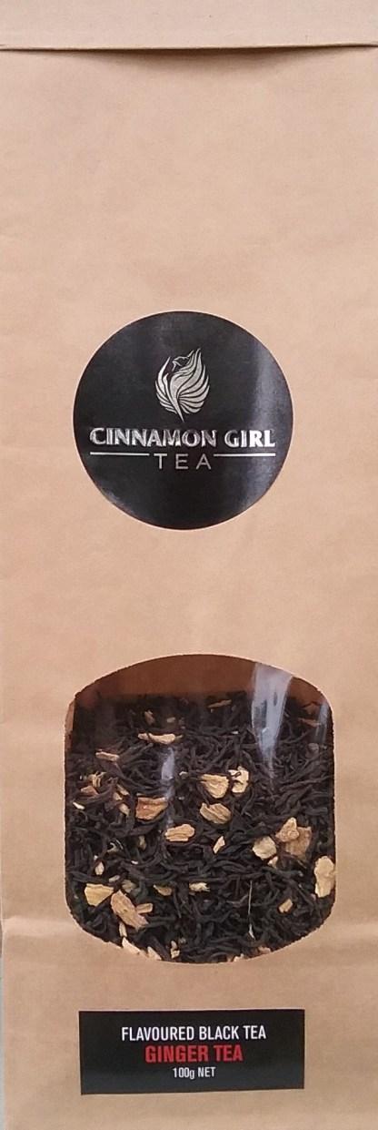 Ginger Tea tea Packet