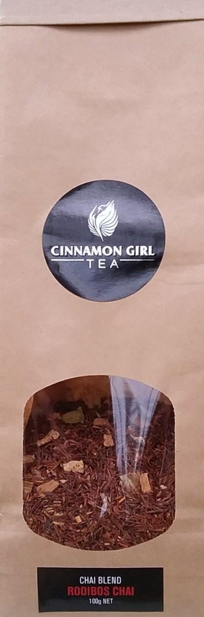 Rooibos Chai Tea Packet