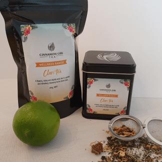 Clari Tea Complete PNG