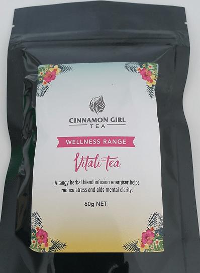 Vitali Tea Packet PNG