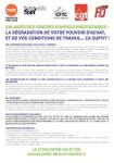 Tract intersyndical n°2