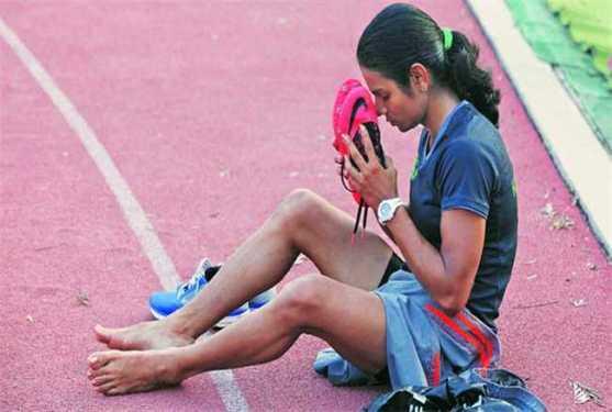 भारतीय महिला एथलीट के पास जूते खरीदने के नहीं थे पैसे, एशियाई खेल में रचा इतिहास, 100 मीटर रेस में भारत के लिए जीता रजत पदक