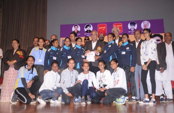 झीरम घाटी के शहीदों के नाम से दिए जाएंगे खेल पुरस्कार, 'खेल अलंकरण पुरस्कार 2018-19' में खिलाड़ियों और प्रशिक्षकों को किया गया सम्मानित