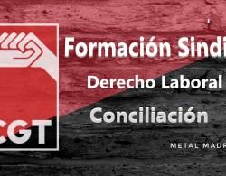 Formación: Derecho laboral: Conciliación