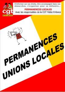 Qu'est Ce Que La Cgt : qu'est, Qu'est, Qu'une, Union, Locale?, Petite, Enfance, Ville, Paris