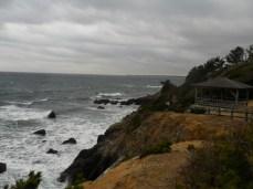 Anorisaki cliffs