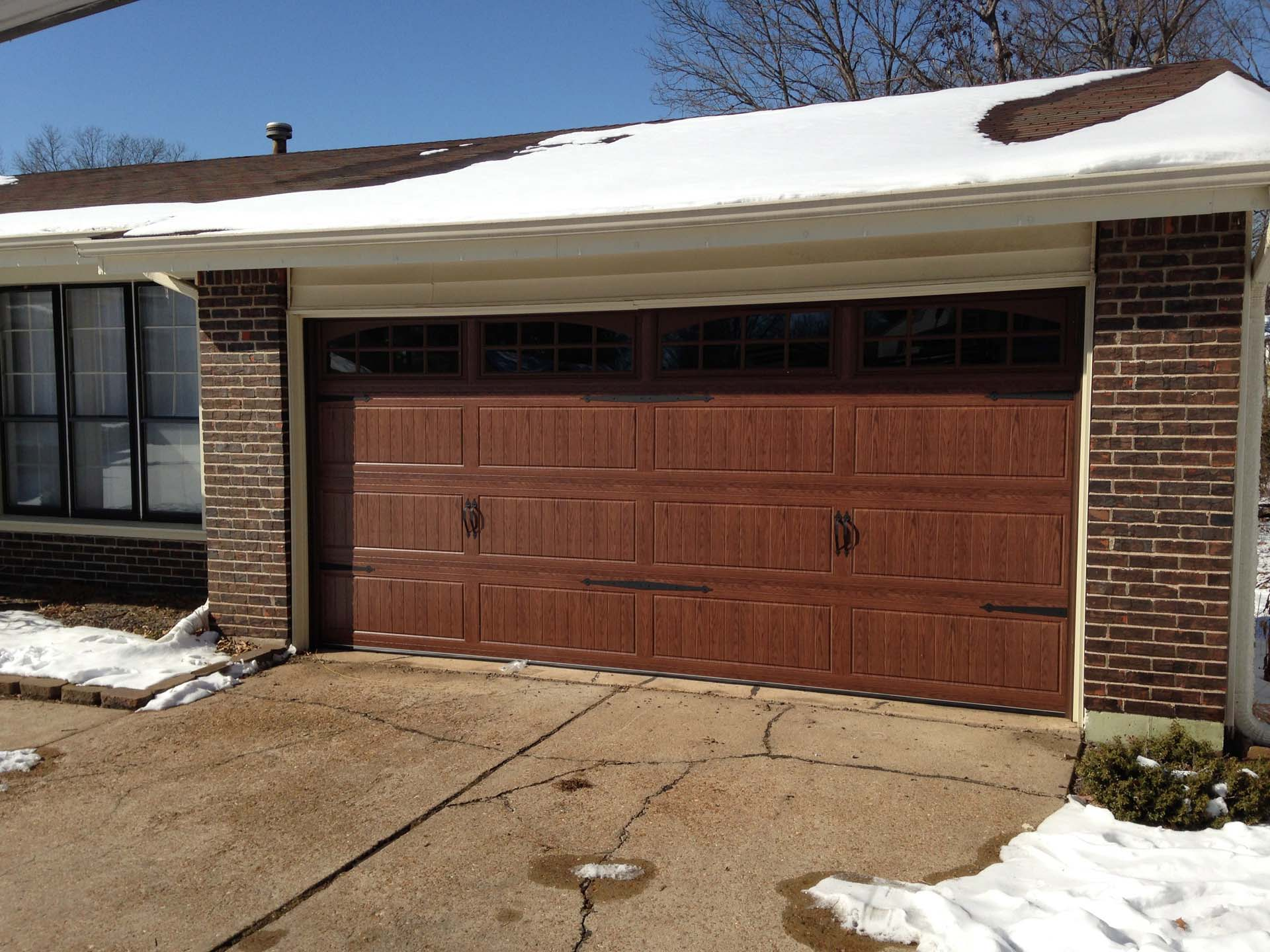 Garage Doors St Louis, Chesterfield, And St Charles Mo