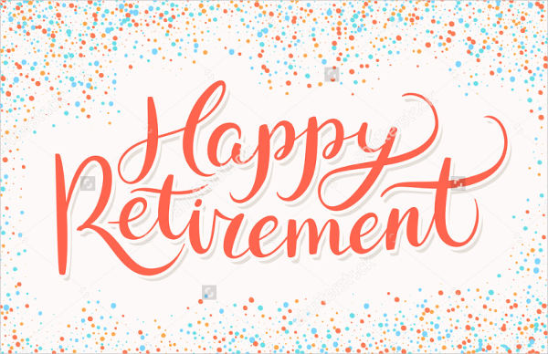 free printable retirement signs